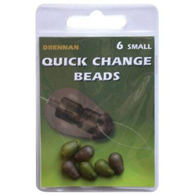 Perle de connection coup drennan quick change beads - Emerillons / Agrafes / Perles | Pacific Pêche