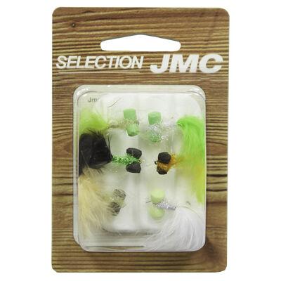 Kit de mouches jmc sélection boobies (6 mouches) - Kit Mouches | Pacific Pêche