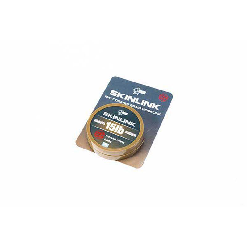 Tresse gainée nash skinlink stiff 10m gravel - Tresse BDL | Pacific Pêche