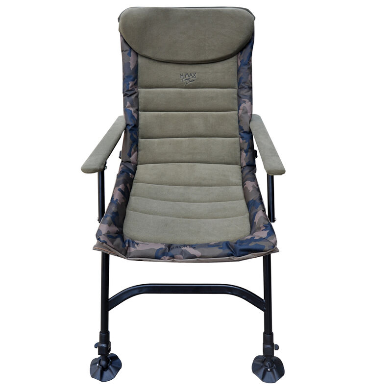 Levelchair mack2 h max camo chair - Levels Chair | Pacific Pêche