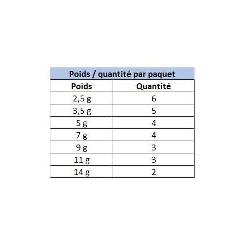 Plomb balle carnassier decoy ds-5 - Balles | Pacific Pêche