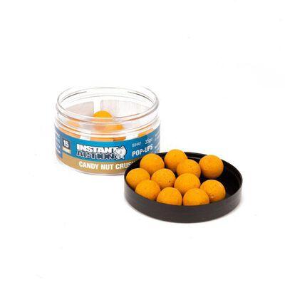 Bouillettes flottantes carpe nashbait instant action pop up candy nut crush - Flottantes   Pacific Pêche