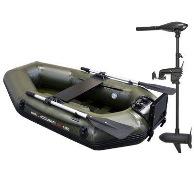 Navigation frazer pack accurate sr180 + moteur frazer 30lbs - Pneumatiques | Pacific Pêche