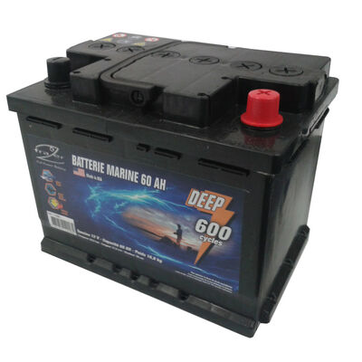 Batterie frazer marine 60ah 600 cycles - Batteries | Pacific Pêche