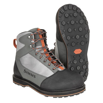 Chaussures de wading simms tributary boot (semelle en gomme) - Chaussures de wading | Pacific Pêche
