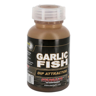 DIP ATTRACTOR GARLIC FISH 200ML - Boosters / dips | Pacific Pêche