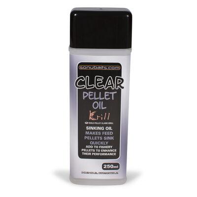 Additif liquide coup sonubaits clear pellet oil krill 250ml - Additifs | Pacific Pêche