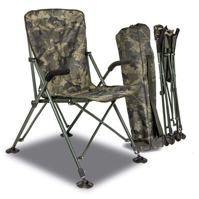 Chaise pliable solar undercover camo easy chair - Levels Chair | Pacific Pêche