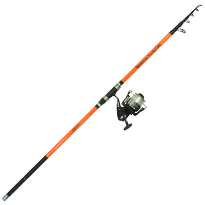 Ensemble redfish element'air tele-surf 390 3.90m 80-150g - Ensembles | Pacific Pêche