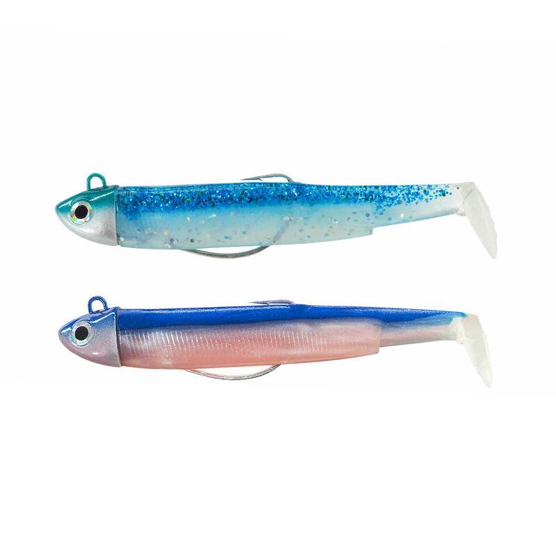 Leurre souple fiiish combo black minnow 120 search 12cm 18g - Leurres souples | Pacific Pêche