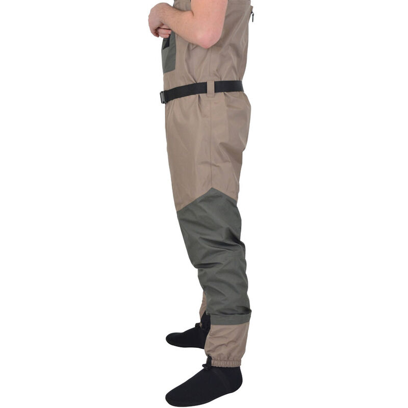 Pack wading silverstone wader easymove sl 3 + chaussures rubber - Packs | Pacific Pêche
