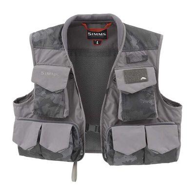Veste simms freestone vest hex flo carbon - Vestes/Gilets | Pacific Pêche