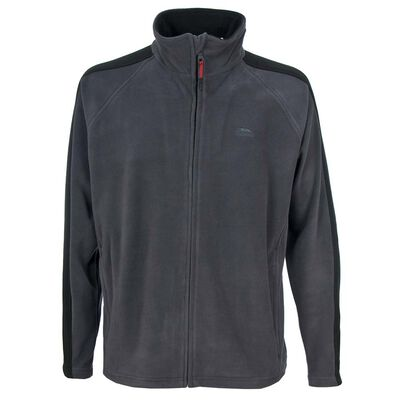 Veste polaire homme trespass acres fleece flint - Vente privée | Pacific Pêche