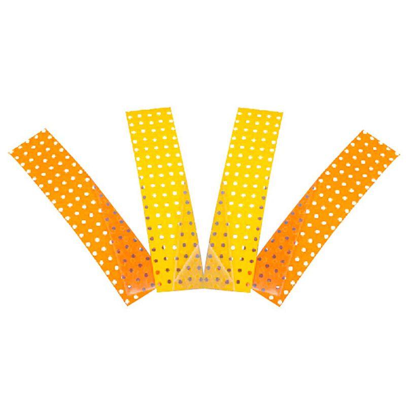Gaine anti nuisible prologic d-pl lm bait protector shrinking tube hi-vis (jaune) - Filets appâts | Pacific Pêche