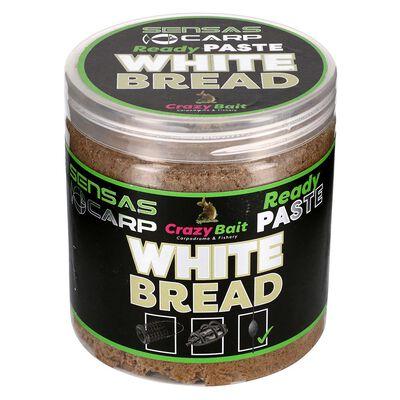 Pâte sensas crazy bait white bread 250g - Appâts / Amorces | Pacific Pêche