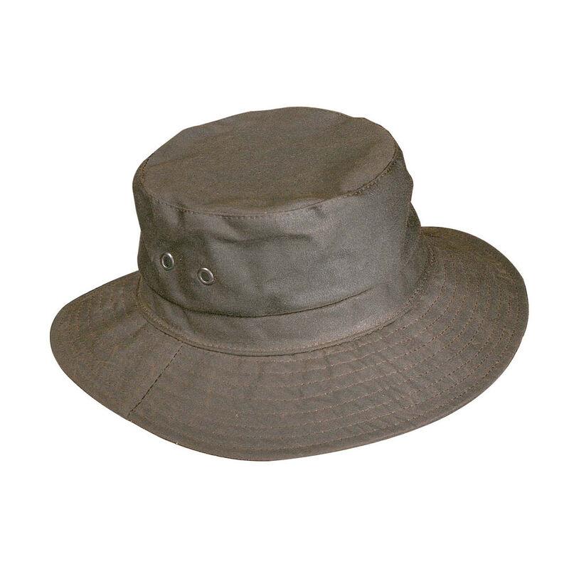 Chapeau jmc coton huilé marron - Chapeaux | Pacific Pêche
