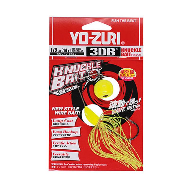Leurre métallique spinnerbait carnassier yo-zuri 3db knuckle bait 18g - Leurres spinner Baits | Pacific Pêche