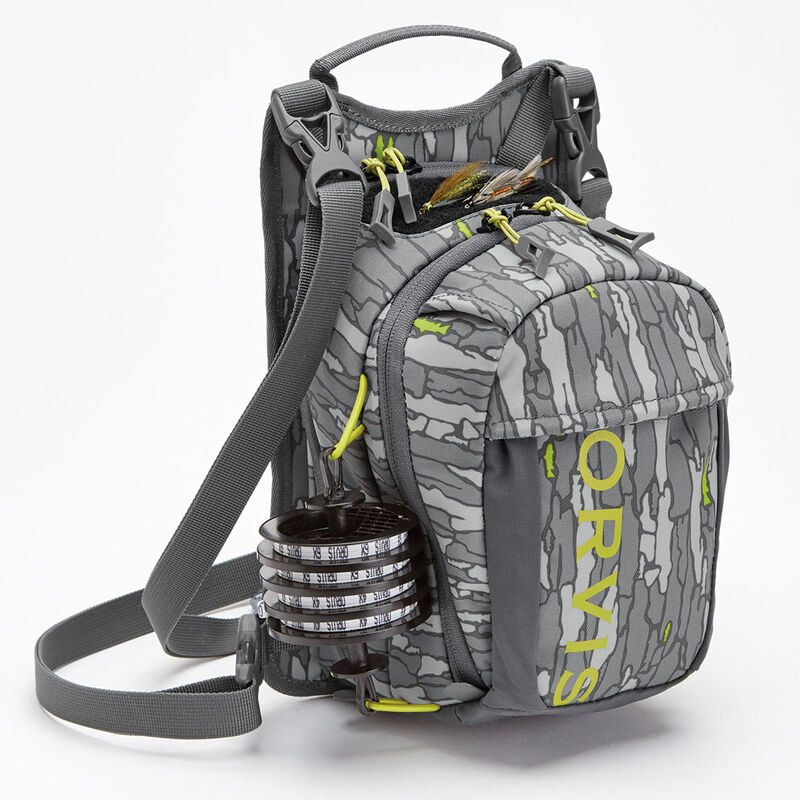 Chest pack mouche orvis chip pack safe passage camouflage - Chests Pack | Pacific Pêche