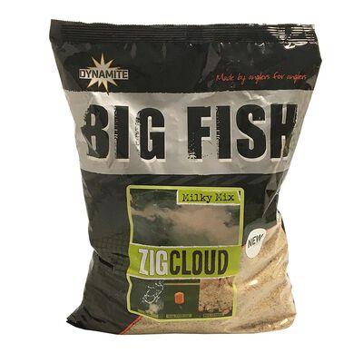 Mix zig cloud dynamite bait milky mix 1.8kg - Mixs   Pacific Pêche