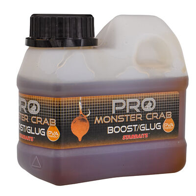 Booster carpe probiotic monstercrab boost 500 ml - Boosters / dips | Pacific Pêche
