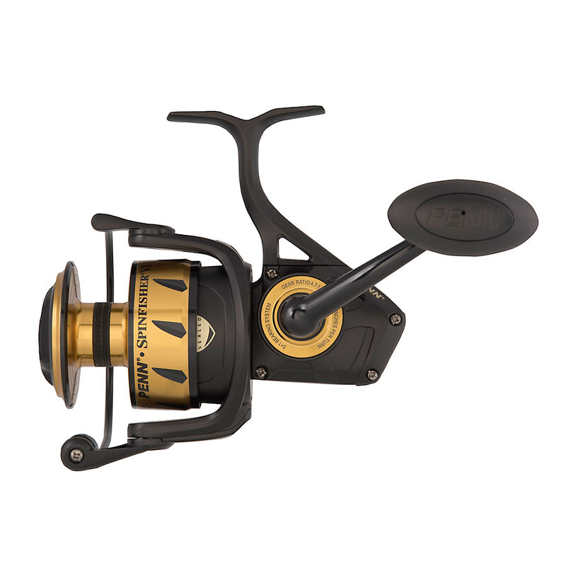 Moulinet penn spinfisher vi spinning 7500 - Moulinets tambour Fixe | Pacific Pêche