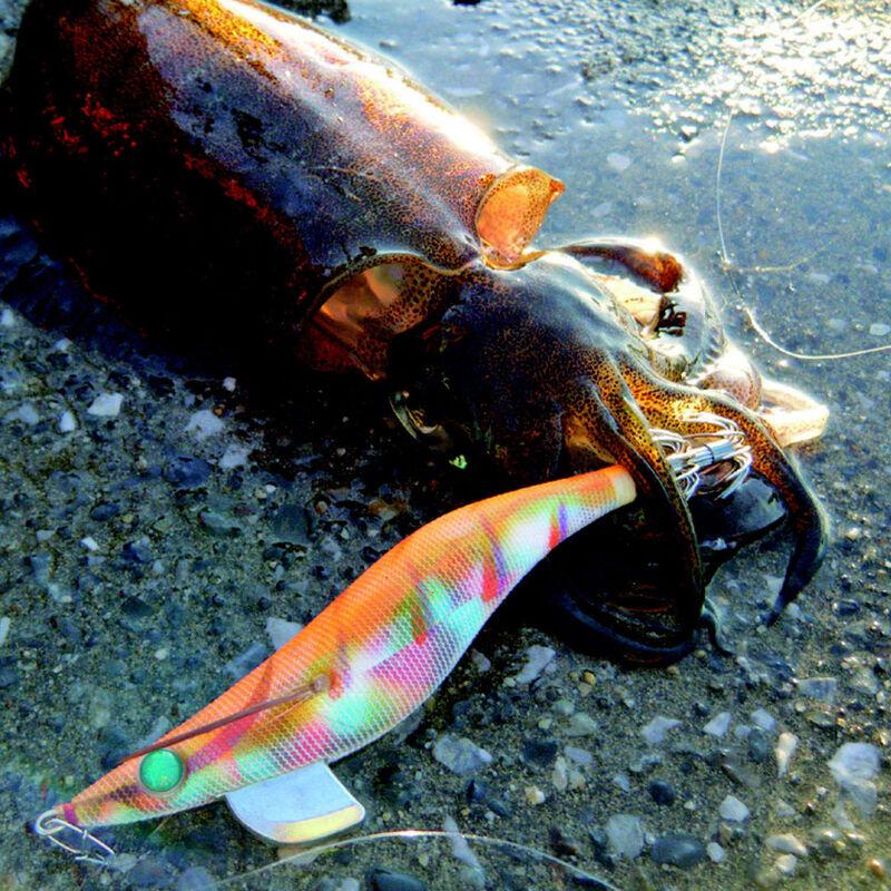Turlutte yamashita egi sutte r 2.2 6.6cm natural phospho - Turluttes | Pacific Pêche