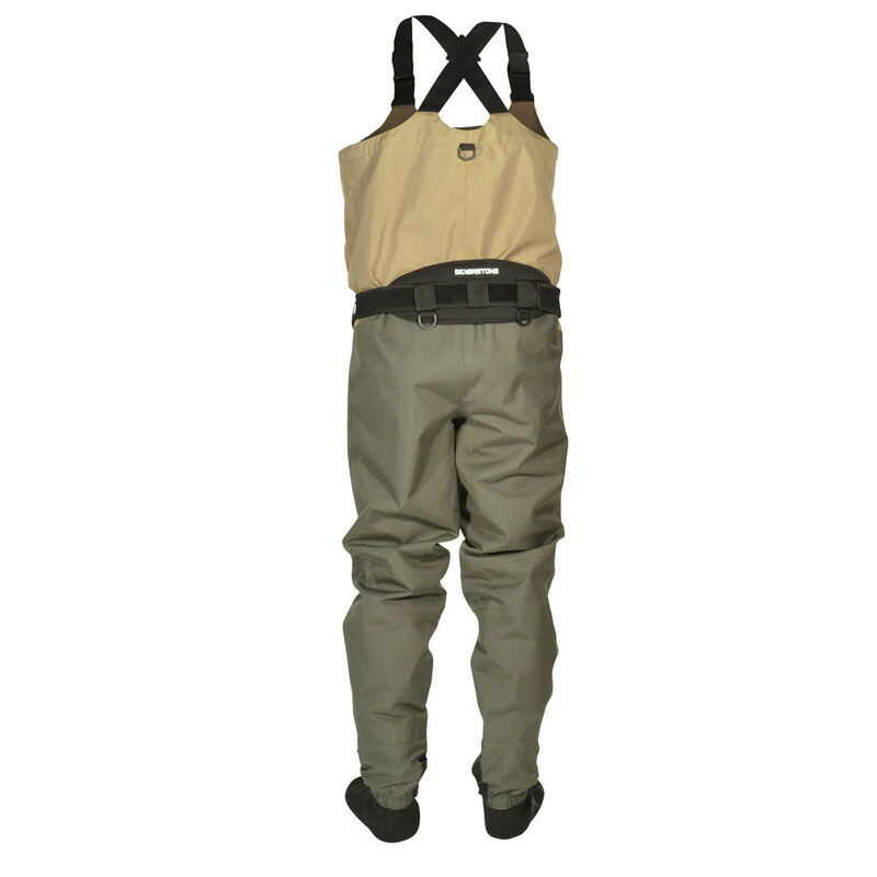 Pack wading silverstone wader hardwater pro + chaussures rubber - Packs   Pacific Pêche