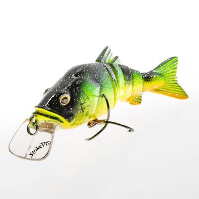 Leurre dur swimbait carnassier strike pro flex phantom 9cm 17,5g - Swim Baits   Pacific Pêche