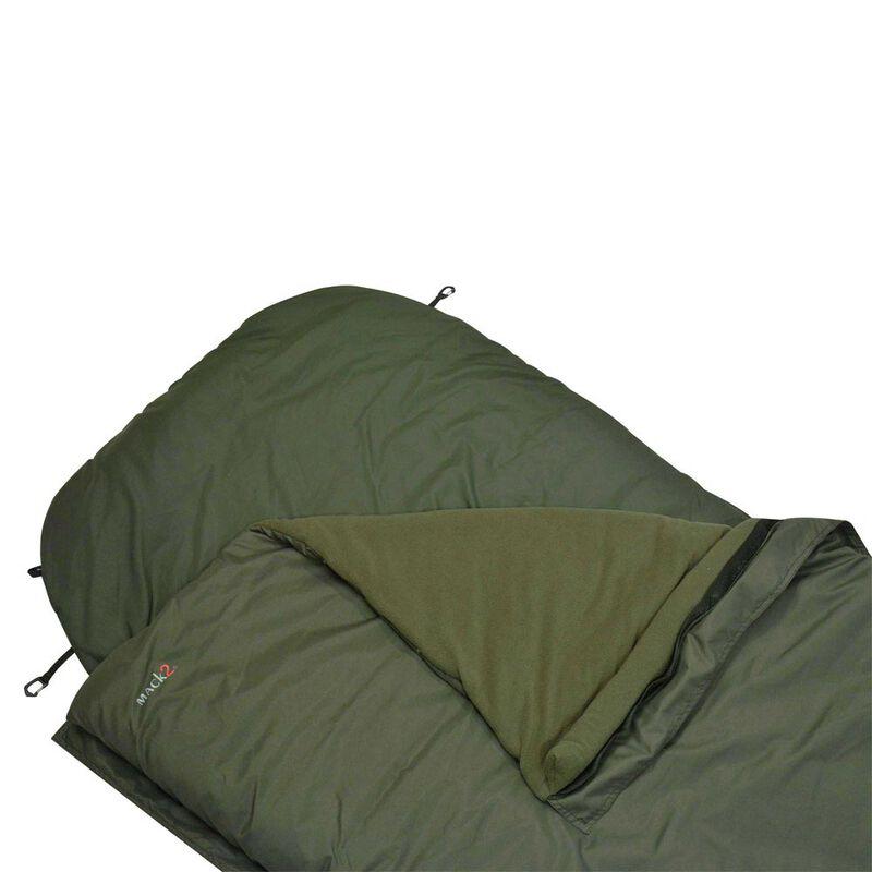 Pack confort mack2 carp addict bedchair + sleeping bag - Packs   Pacific Pêche