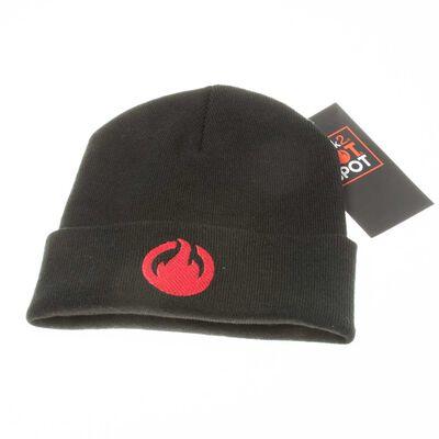 Bonnet black mack2 hot spot - Bonnets | Pacific Pêche