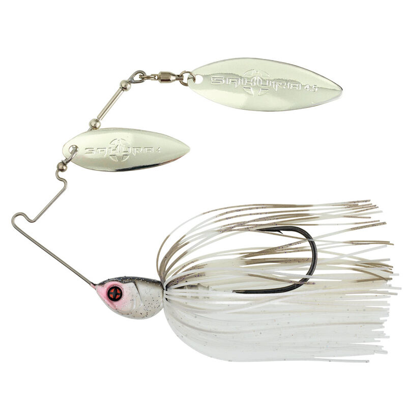 Leurre métallique spinnerbait carnassier sakura cajun dw 14g - Leurres spinner Baits | Pacific Pêche