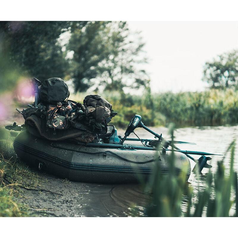 Pack proline bateau 210ad lightweight + moteur 35lbs green + batterie 110ah + gilet offert - Packs | Pacific Pêche