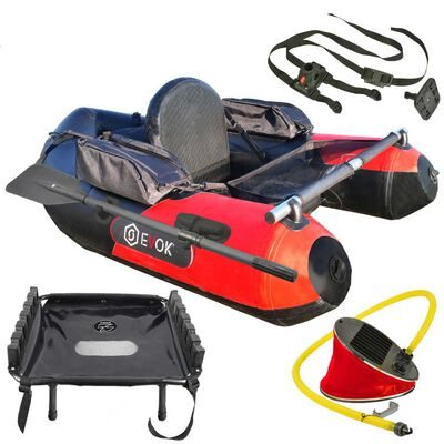 Pack float tube evok + supports - Floats Tube | Pacific Pêche