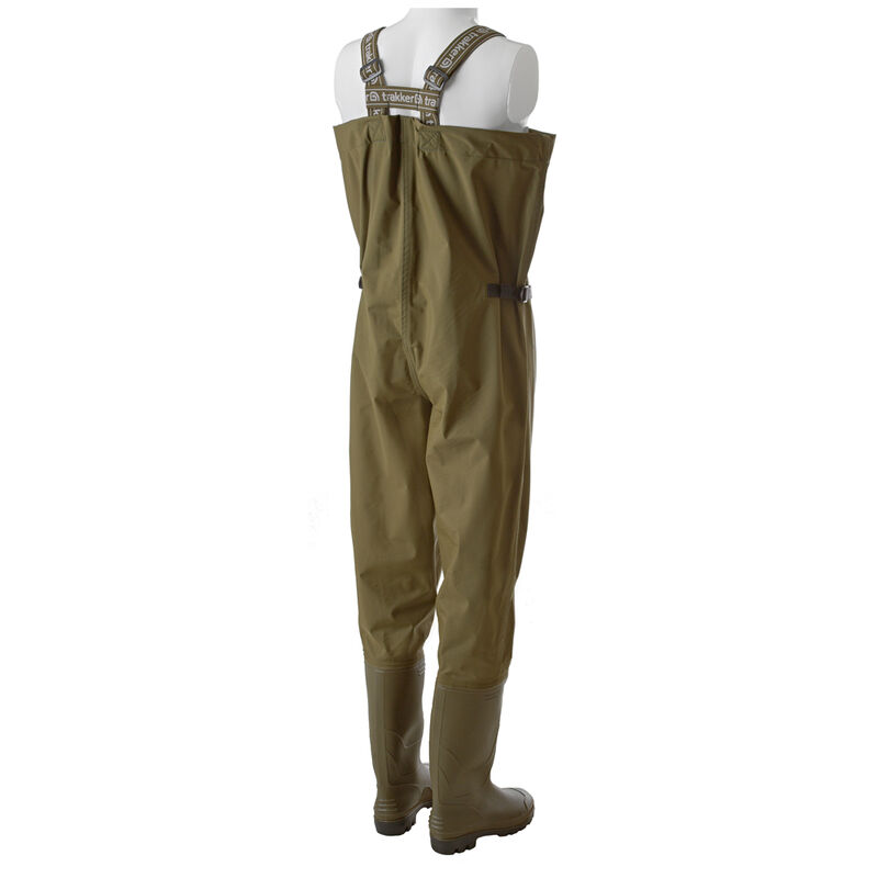 Wader pvc trakker n2 chest - Waders | Pacific Pêche