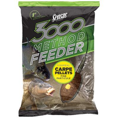 Amorce coup sensas 3000 method feeder carpe pellets 1kg - Amorces | Pacific Pêche