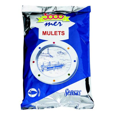 Amorce mer sensas 3000 mulet 1kg - Amorce | Pacific Pêche