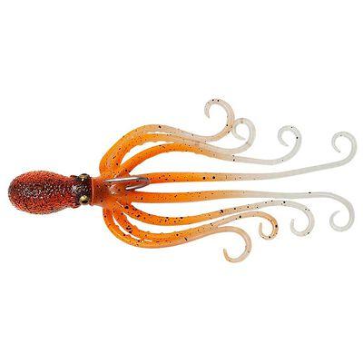 Leurre savage salt 3d octopus 120g 16cm - Leurres souples | Pacific Pêche