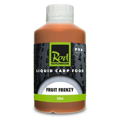 Booster carpe rod hutchinson fruit frenzy liquid carp food 500ml - Boosters / dips | Pacific Pêche