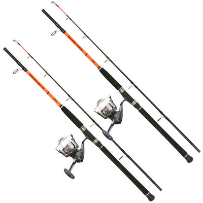 Pack bateau redfish 2 ensembles element'air boat 190 1.90m 50-150g - Packs | Pacific Pêche