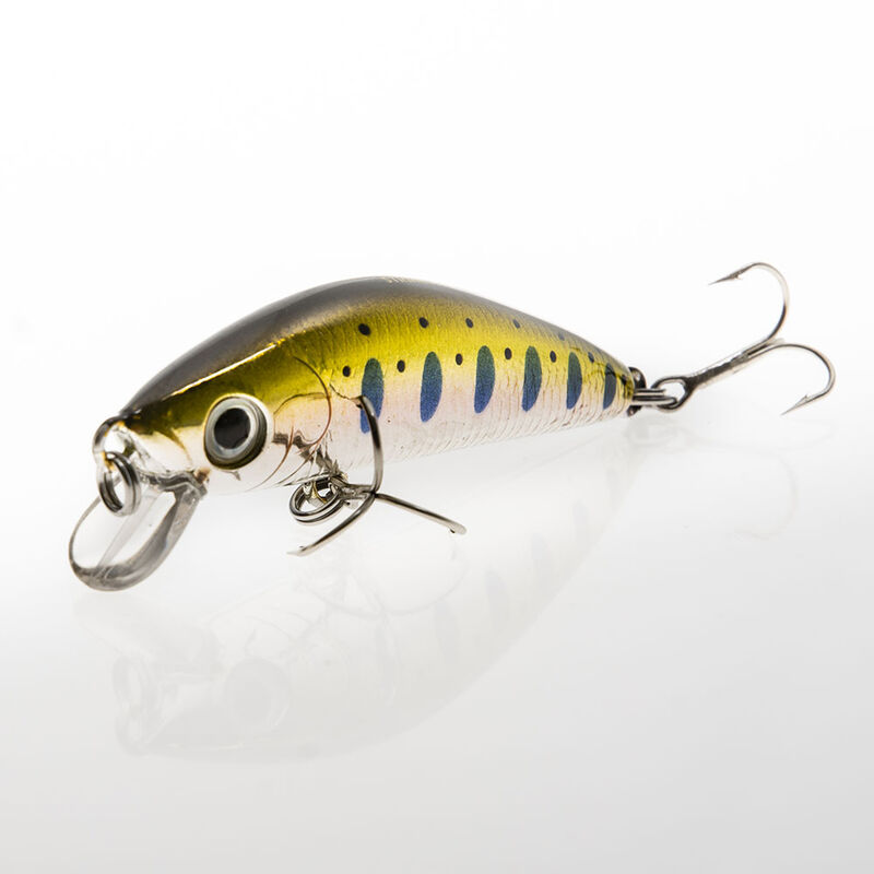 Leurre dur minnow strike pro mustang minnow 60 6cm 5,8g - Minnows   Pacific Pêche
