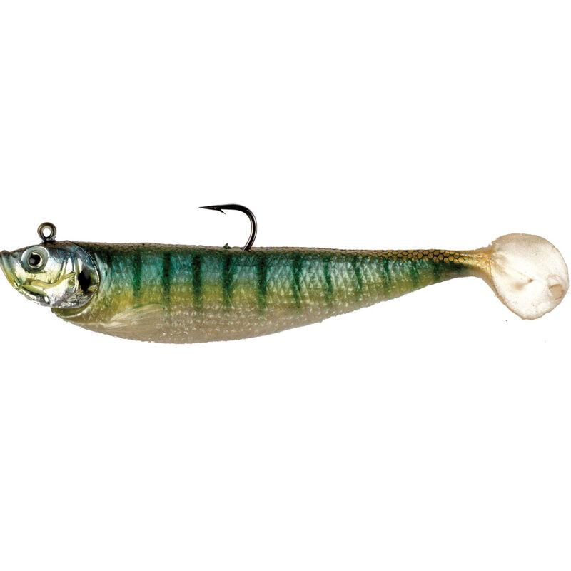 Leurre souple mega shad flashmer (2 shads+1tp) 10cm 24g - Leurres souples | Pacific Pêche