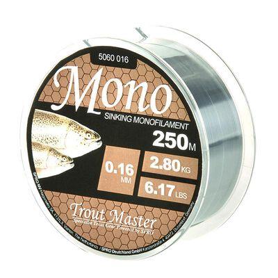 Nylon spro trout master mono 200m - Fils-nylons | Pacific Pêche