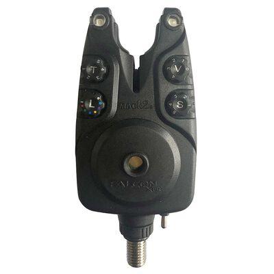 Détecteur carpe mack2 falcon xpr alarm sd - Détecteurs | Pacific Pêche