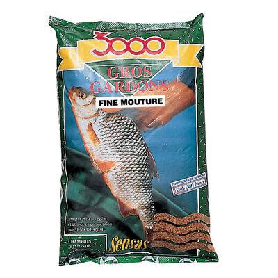 Amorce coup sensas 3000 fine mouture gardon 1kg - Amorces | Pacific Pêche
