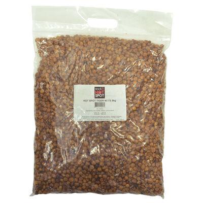 Graines cuites carpe mack2 hot spot tiger nuts 5kg - Prêtes à l'emploi | Pacific Pêche