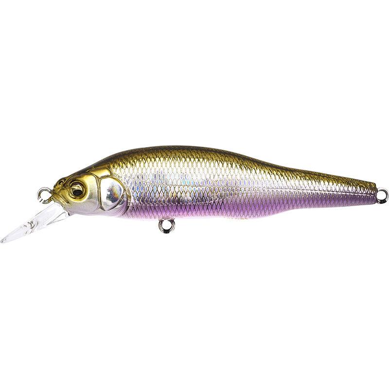 Leurre dur jerkbait carnassier megabass x80 trick darter 8cm 11g - Jerk Baits | Pacific Pêche