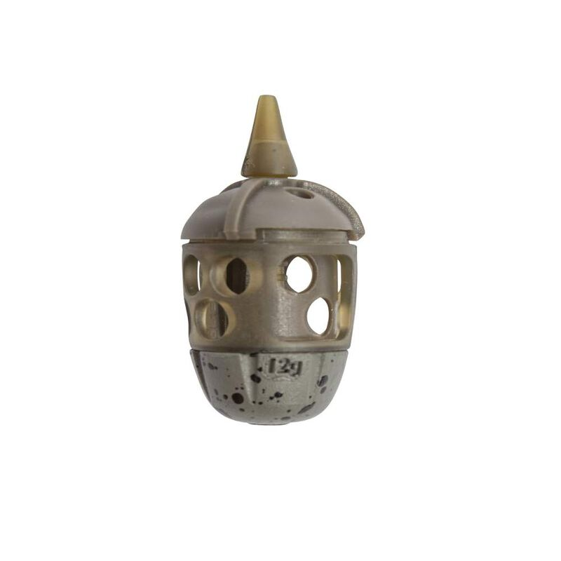 Cage feeder coup preston ics in-line maggot feeder small - Cages Feeder | Pacific Pêche