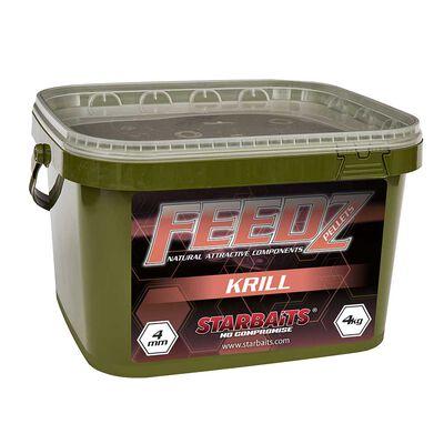 Pellets starbaits feedz krill pellets 4mm - Amorçages | Pacific Pêche