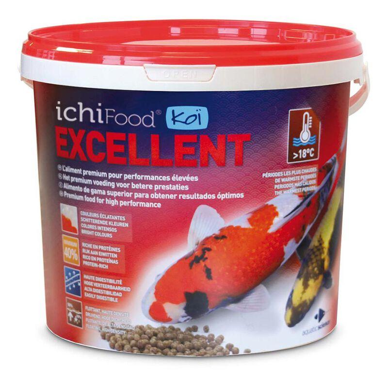 Aliment ichifood excellent mini 2-3mm - Alimentation et soin du poisson | Pacific Pêche
