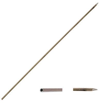 Aiguille à vers laiton flashmer 18cm (x2) - Aiguilles | Pacific Pêche